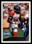 2009 Topps #303   -  Andre Johnson Pro Bowl Front Thumbnail