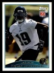2009 Topps #433  Tiquan Underwood  Front Thumbnail
