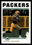 2004 Topps #67  Javon Walker  Front Thumbnail