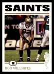 2004 Topps #164  Boo Williams  Front Thumbnail