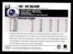 2004 Topps #139  Ike Hilliard  Back Thumbnail