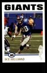 2004 Topps #139  Ike Hilliard  Front Thumbnail
