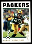 2004 Topps #119  Robert Ferguson  Front Thumbnail