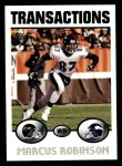 2004 Topps #259  Marcus Robinson  Front Thumbnail