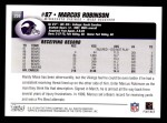 2004 Topps #259  Marcus Robinson  Back Thumbnail