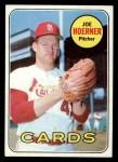 1969 Topps #522  Joe Hoerner  Front Thumbnail