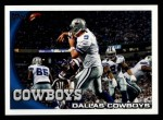 2010 Topps #419   -  Tony Romo / Marion Barber Cowboys Team Front Thumbnail