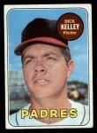 1969 Topps #359  Dick Kelley  Front Thumbnail