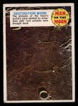 1970 Topps Man on the Moon #60 C  Destination Moon Front Thumbnail
