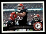 2011 Topps #119   Falcons Team Front Thumbnail