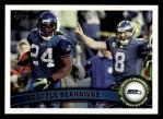 2011 Topps #137   Seahawks Team Front Thumbnail