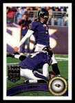 2011 Topps #65  Billy Cundiff  Front Thumbnail