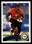 2011 Topps #82  Anthony Allen  Front Thumbnail