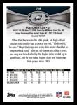 2012 Topps #79  Fletcher Cox  Back Thumbnail