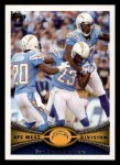 2012 Topps #101   -  Antoine Cason / Quentin Jammer San Diego Chargers Front Thumbnail