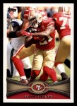 2012 Topps #230  Frank Gore  Front Thumbnail