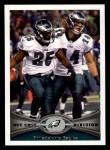 2012 Topps #346   -  LeSean McCoy / Riley Cooper Philadelphia Eagles Front Thumbnail