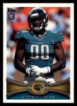 2012 Topps #362  Andre Branch  Front Thumbnail