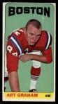 1965 Topps #11  Art Graham  Front Thumbnail