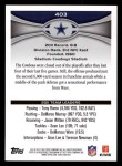 2012 Topps #403   -  Dez Bryant / Jason Witten Dallas Cowboys Back Thumbnail