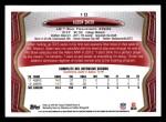 2013 Topps #10  Aldon Smith  Back Thumbnail