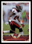 2013 Topps #86  Mark Barron  Front Thumbnail