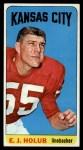 1965 Topps #103  E.J. Holub  Front Thumbnail
