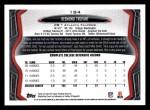 2013 Topps #184  Desmond Trufant   Back Thumbnail