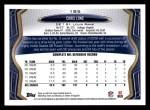 2013 Topps #185  Chris Long  Back Thumbnail