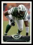 2013 Topps #205  Muhammad Wilkerson  Front Thumbnail