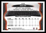 2013 Topps #208  Margus Hunt   Back Thumbnail