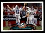2013 Topps #237   Miami Dolphins Team Front Thumbnail