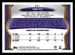 2013 Topps #251  Dennis Pitta  Back Thumbnail