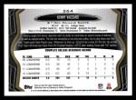 2013 Topps #264  Kenny Vaccaro   Back Thumbnail