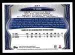 2013 Topps #287  T.Y. Hilton  Back Thumbnail