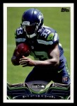 2013 Topps #294  Christine Michael   Front Thumbnail