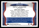 2013 Topps #346   Buffalo Bills Team Back Thumbnail