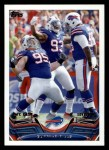 2013 Topps #346   Buffalo Bills Team Front Thumbnail