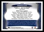 2013 Topps #429   Indianapolis Colts Team Back Thumbnail