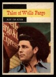 1958 Topps TV Westerns #62   Alert for Action  Front Thumbnail