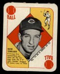 1951 Topps Red Back #14  Wayne Terwilliger  Front Thumbnail