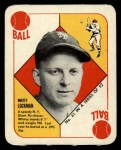 1951 Topps Red Back #41  Whitey Lockman  Front Thumbnail