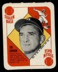 1951 Topps Red Back #2  Sid Gordon  Front Thumbnail