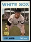 1964 Topps #85  Pete Ward  Front Thumbnail