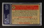1952 Topps #362  Ken Heintzelman  Back Thumbnail