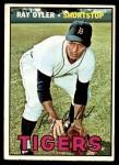 1967 Topps #352  Ray Oyler  Front Thumbnail