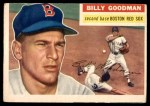1956 Topps #245  Billy Goodman  Front Thumbnail