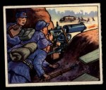 1950 Bowman Wild Man #19   Civil War in China Front Thumbnail