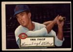 1952 Topps #69  Virgil Stallcup  Front Thumbnail