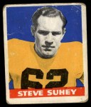 1948 Leaf #2  Steve Suhey  Front Thumbnail